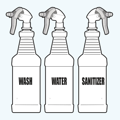 Bottle Sets & Sprayers