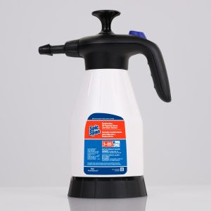 Spic and Span All Purpose Spray and Glass Cleaner, 1.5L Portable Pump Up Sprayer