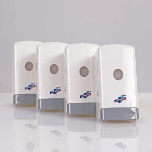 Safeguard® Manual Liquid Hand Soap Dispenser, Pack of 4