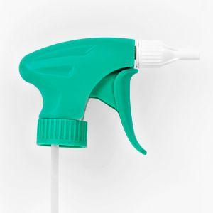 Comet Trigger Sprayer, Heavy Duty Foamer, 1.3 ml, Green and White, Pack of 6